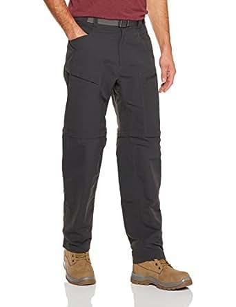 The North Face Men's Paramount Trail Convertible Pants - Asphalt Grey - S (Regular)