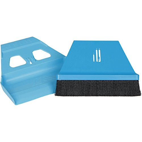 Style Dust Pan (miniWISP Small Broom and Dustpan Set the Best Mini Hand Broom with Electrostatic Bristle Seal Technology (Blue) )