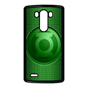 LG G3 Phone Cases Black Green Lantern BOK490532