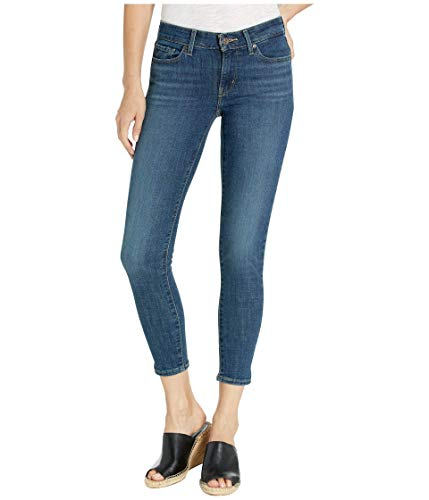 Levi's Women's 711 Skinny-Ankle Jeans, Maui Views, 32 (US 14)