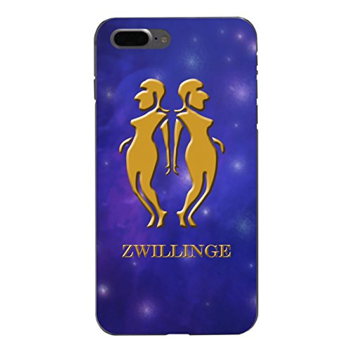 "Disagu Design Case Schutzhülle für Apple iPhone 7 Plus Hülle Cover - Motiv ""Zwillinge"""