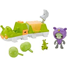 Fisher-Price Octonauts Gup-V & Tweak Vehicle Toy