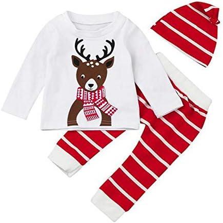 Fossen Bebe Navidad Disfraz Ropa Conjunto Recién Nacido Niña Niño ...