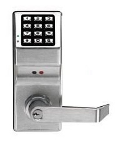 Alarm Lock Systems Inc. DL4100 US26D Trilogy Electronic Digital Lock Std Ko 26D, Satin Chrome by Alarm Lock (Image #1)