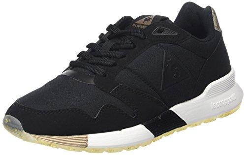 Donna Nero X W Noir Sneaker Sportif Le Black Coq Omega Metallic tI800x