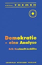 Demokratie: Eine Analyse (German Edition)