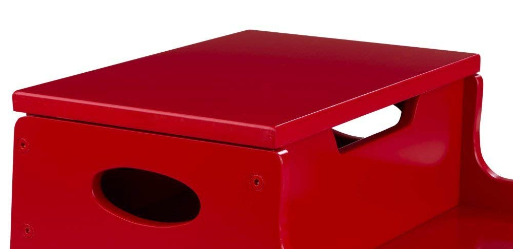 Awesome Kidkraft Step N Store Red Cjindustries Chair Design For Home Cjindustriesco