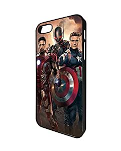 Iphone 5/5s Fundas/Case Avengers Age of Ultron , Characteristic Iphone 5/5s Fundas/Case Moive Cartoon Logo Series for Girl Protective Phone Fundas/Case