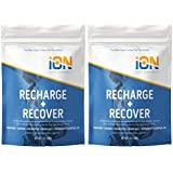 iON Performance Recharge And Recover Bath Soak With Creatine, Ginseng, Epsom Salt 7 Ounce (2 Pack)