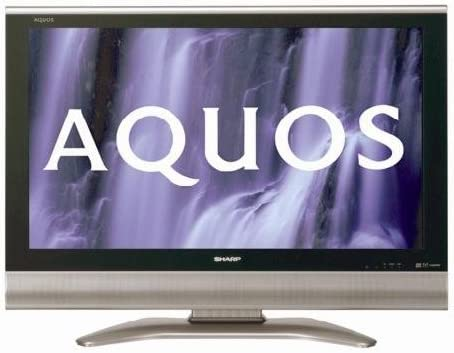 Sharp Aquos LC37GD8E - TV 37