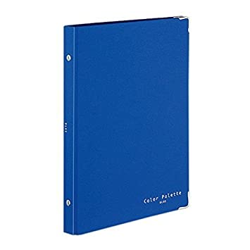 amazon kokuyo binder notebook color palette middle 26 holes b5