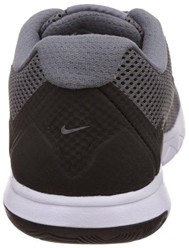 78d51fa6de96 Nike Men s Flex Experience Rn 4 Cool Grey Black Black Running Shoe 9 Men