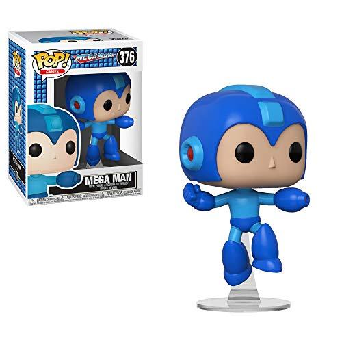 Funko Pop Games: Megaman - Jumping Megaman