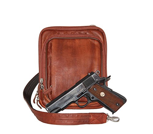 Bag Shoulder Concealed Holster Bison Carry Security Purse Gun Mamas Tote'n q4zHwxPO