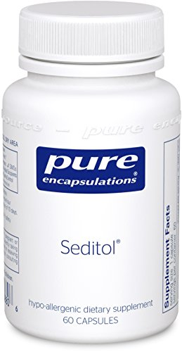 Pure Encapsulations Hypoallergenic Supplement Relaxation