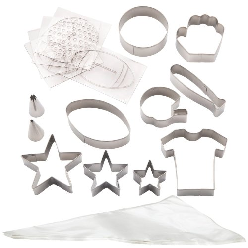 Cake Boss Decorating Tools Sports Cake (Baseball Decorating Kit)