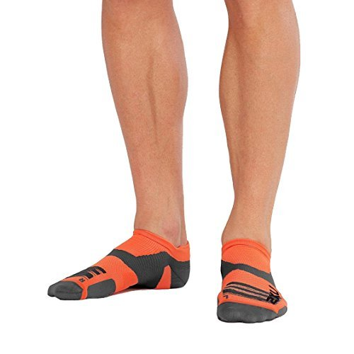 x Unisex Gris Naranja Show No Uectric Ultralight Calcetines 2 Vectr Rqd8R0