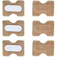 Zoreni 10 Set Glue-free Toe Nail Inlay Corrector Positive Nail Strip Anti-roll Nail-free Nail Patch Pull Manicure…