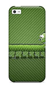 Iphone 5c Case Cover Humor Cartoon Case - Eco-friendly Packaging