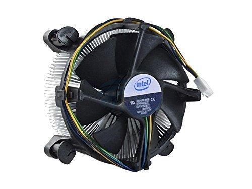 Original intel LGA 1366 CPU Copper core 4pin Fan heatsink cooler cooling i7 965 970 975 980 980x 990 990x (1366 Cpu I7)