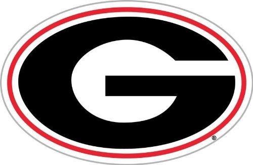 NCAA Georgia Bulldogs G Logo 12 inch Vinyl - Mall Georgia