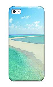 AnnaSanders Protective Case For Iphone 5c(maldives Holidays)