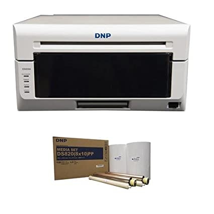Amazoncom Dnp Ds820a 8 Professional Dye Sublimation Printer For