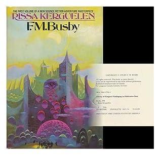 book cover of Rissa Kerguelen