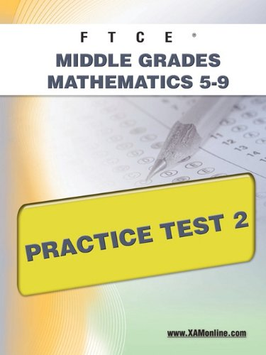 FTCE Middle Grades Math 5-9 Practice Test 2