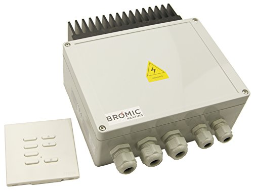 Bromic Heating BR-WDCW Remote Dimmer Controller, Putty