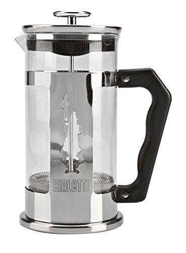 Bialetti 3130 French Press - Kaffeebereiter im neuen Bialetti-Design