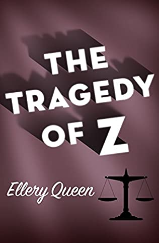book cover of The Tragedy of Z