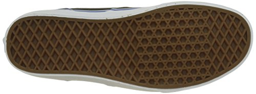 da Winston Mn Ginnastica Woven Basse Vans Scarpe Uomo Nero R7T6nq