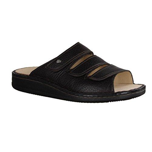 Finn Comfort - Sandalias de vestir de Piel para hombre marrón marrón