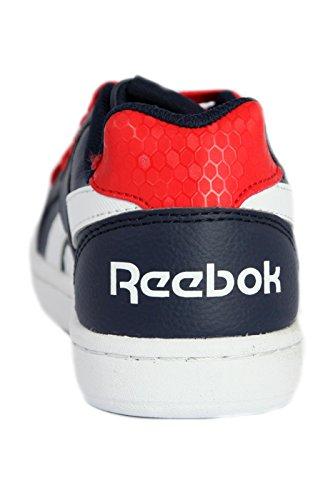 Red Chaussures Navy Prime 000 Reebok Bleu Royal Garçon White Primal de Fitness qERE6zcU4