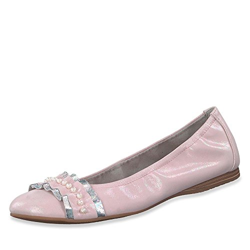 Rose Rosa 20 Ballerina Pearl 599 22126 Ladies 1 Tamaris B4AzqA