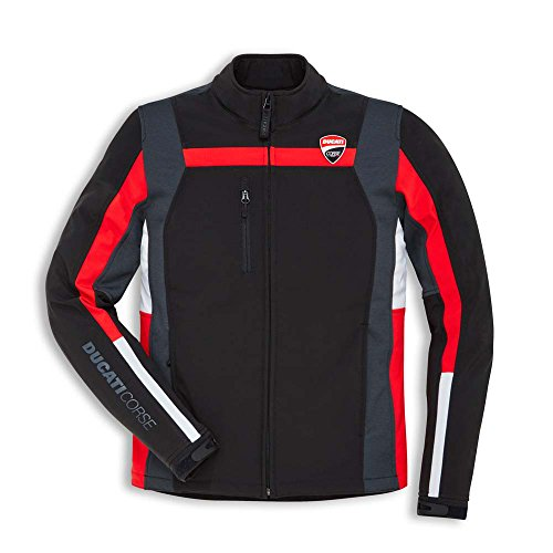 (Ducati Corse Windproof 3 Jacket - Size Medium )