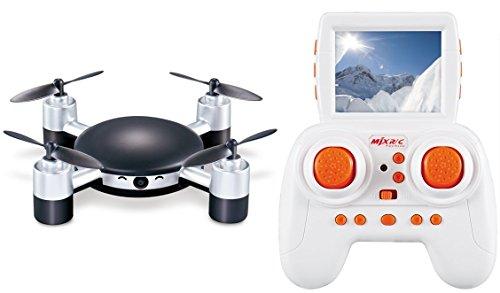 Hasakee-Mini-RC-Quadcopter-giro-3D-24Ghz-6-ejes-del-giroscopio-Drone-con-HD-Camara-y-58GHz-FPV-LCD-Pantalla-deal-para-principiantes