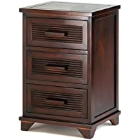 Koehler Home Living Room Hallway Accent Decor Santa Rosa Side End Table