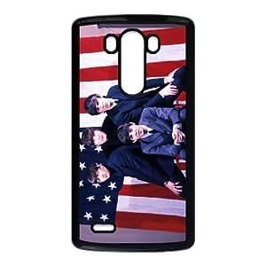 Generic Design Back Case Cover LG G3 Cell Phone Case Black The Beatles Pmzeka Plastic Case
