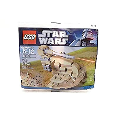 LEGO Star Wars Exclusive Mini Building Set #30052 AAT Bagged: Toys & Games