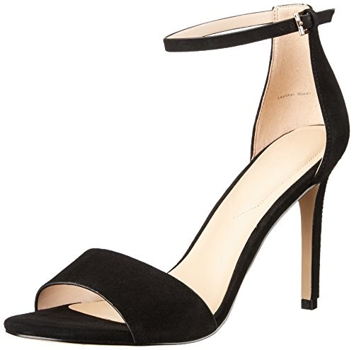 Dress Suede Aldo Sandal Women Black Fiolla 7gwqPB8