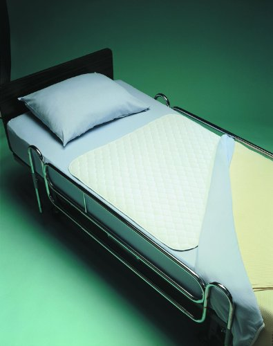 Invacare Reusable Bed Pads 44 x 52 in./1800cc - Bariatric Size