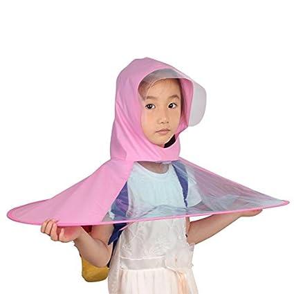 c59f68fe7e3df Amazon.com  Creative Umbrella-NACOLA Kawaii Cute UFO Waterproof ...