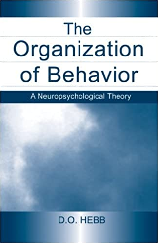 Amazon the organization of behavior a neuropsychological the organization of behavior a neuropsychological theory 1st edition fandeluxe Image collections