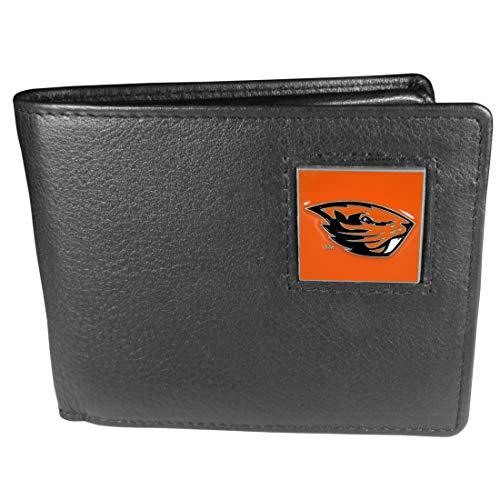 NCAA Oregon State Beavers Leather Bi-fold Wallet