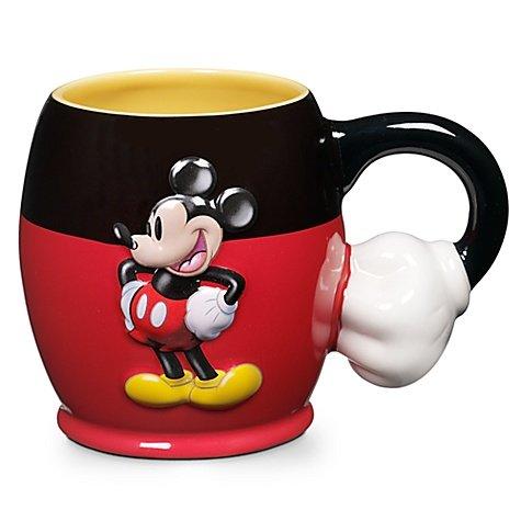 Disney Mickey Mouse Coffee Mug ***Direct from A Disney Theme Park***