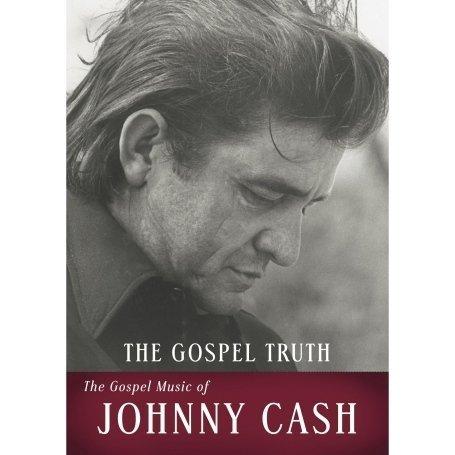 DVD : Johnny Cash - The Gospel Music Of Johnny Cash (DVD)