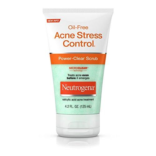 Neutrogena Acne Stress Control Power Clear Scrub 4.2oz