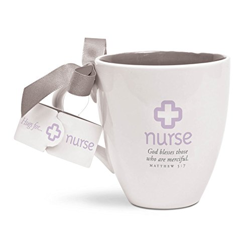 Lighthouse Christian Products Nurse Ceramic